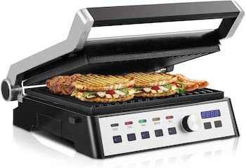 Costway smokeless electric indoor grill