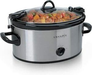 Crock Pot Cook-n-Carry portable slow cooker