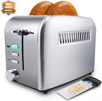 Daydaygo cool touch 2 slice toaster