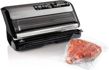 Foodsaver 2 in 1 automatic vacuum sealer with express bag maker