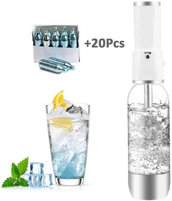 Hxzb portable soda maker