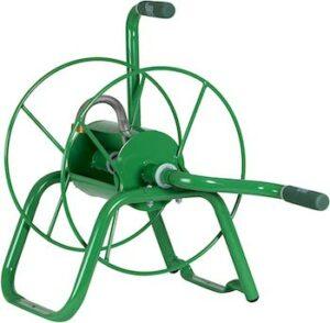 Handy reel easy winding heavy duty winding water hose reel