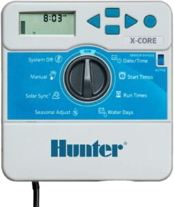 Hunter sprinkler indoor controller