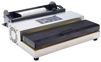 Lem products maxvac sealer with bag holder and cutter