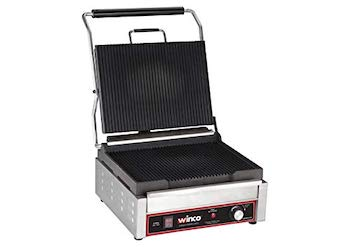 Minco single surface elecric panini grill