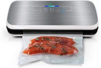 Nutrichef food preservation vacuum sealer