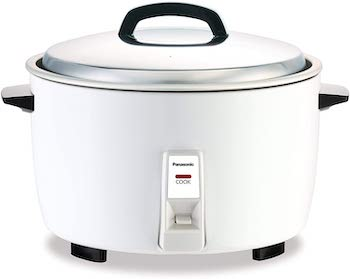 Panasonic commercial automatic rice cooker