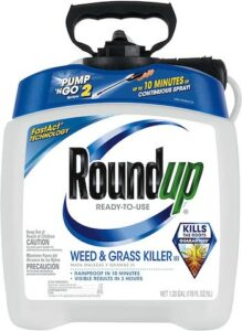 Roundup ready to use weed & grass killer iii