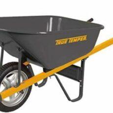 The Ames Companies True Temper Wheelbarrow