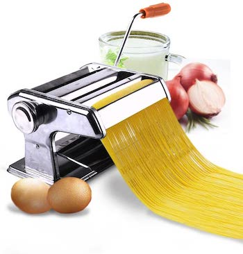 Unbranded 6 noodle pasta maker and roller machine