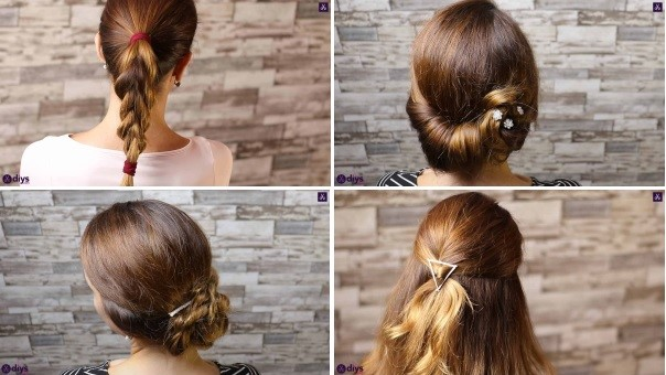 10 beginner hairstyle video tutorials to experiment at home