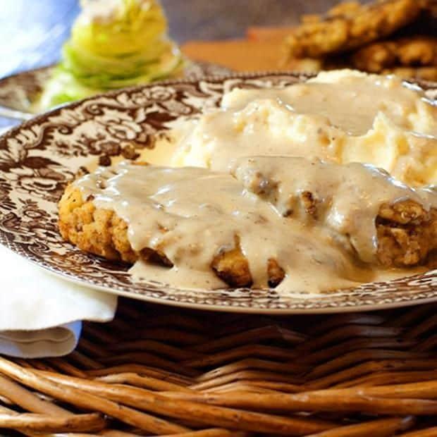 Pioneer woman chicken fried steak