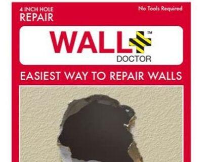 Repair wall easiets way