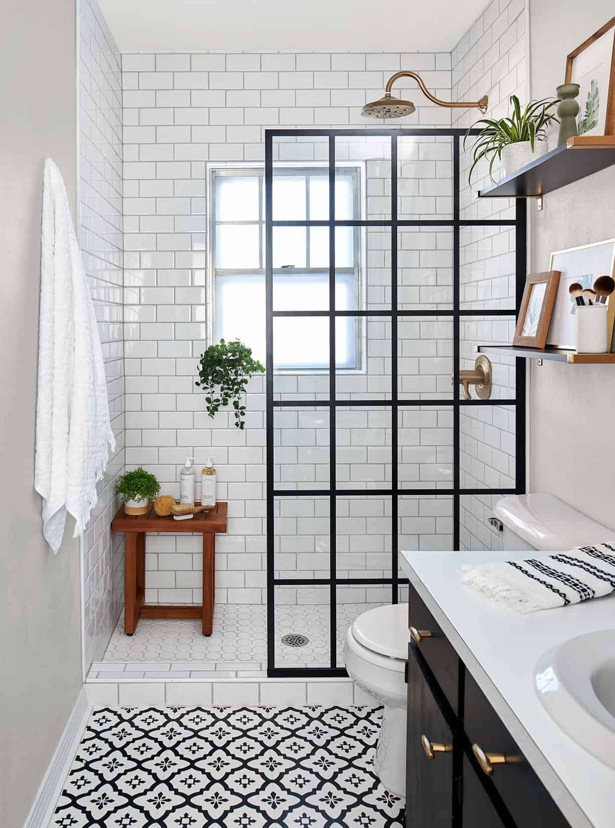DIY Bathroom Remodel Ideas - Easy Transformation
