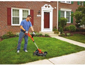 Black+decker 3 in 1 string trimmer