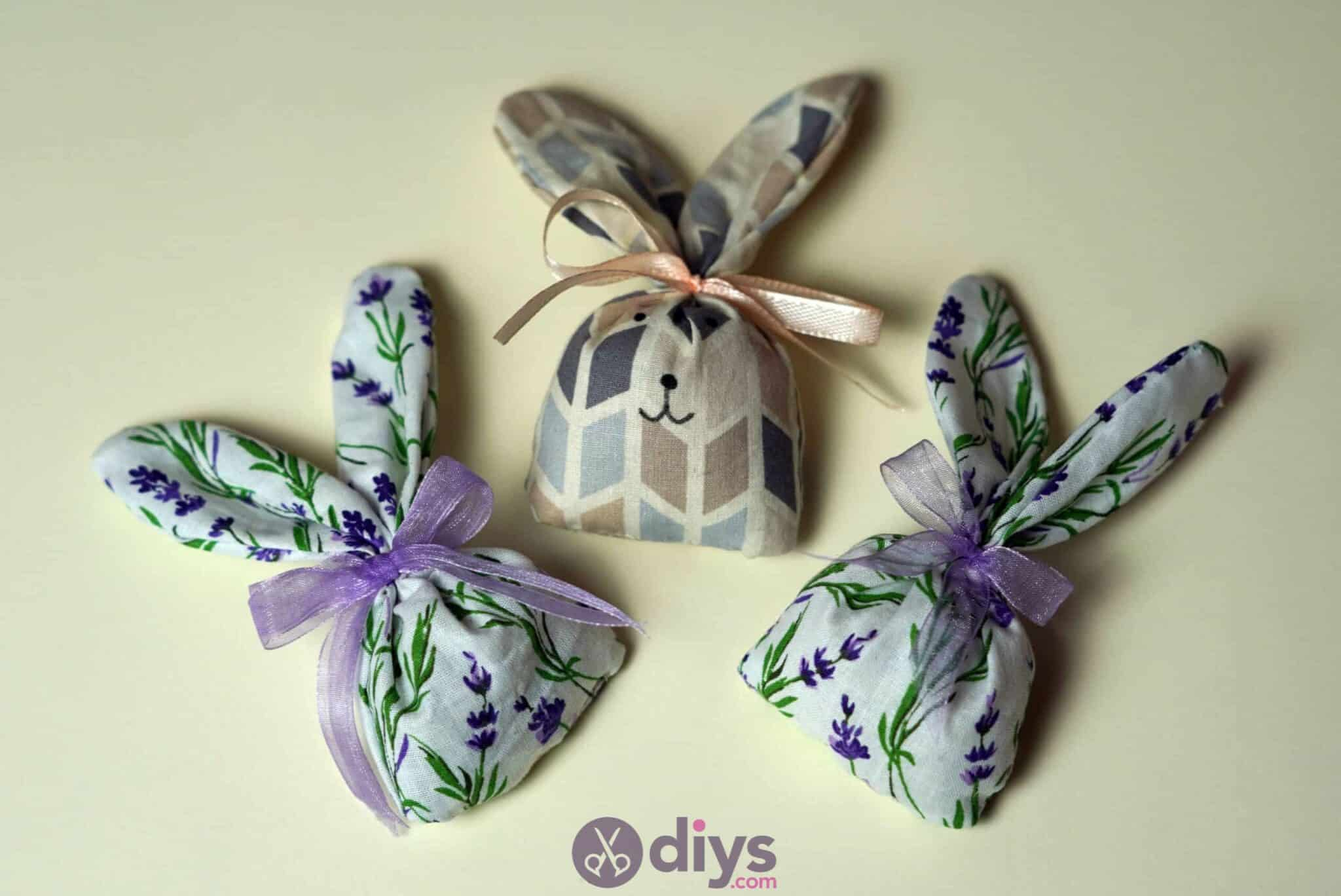 Bunny lavender bags