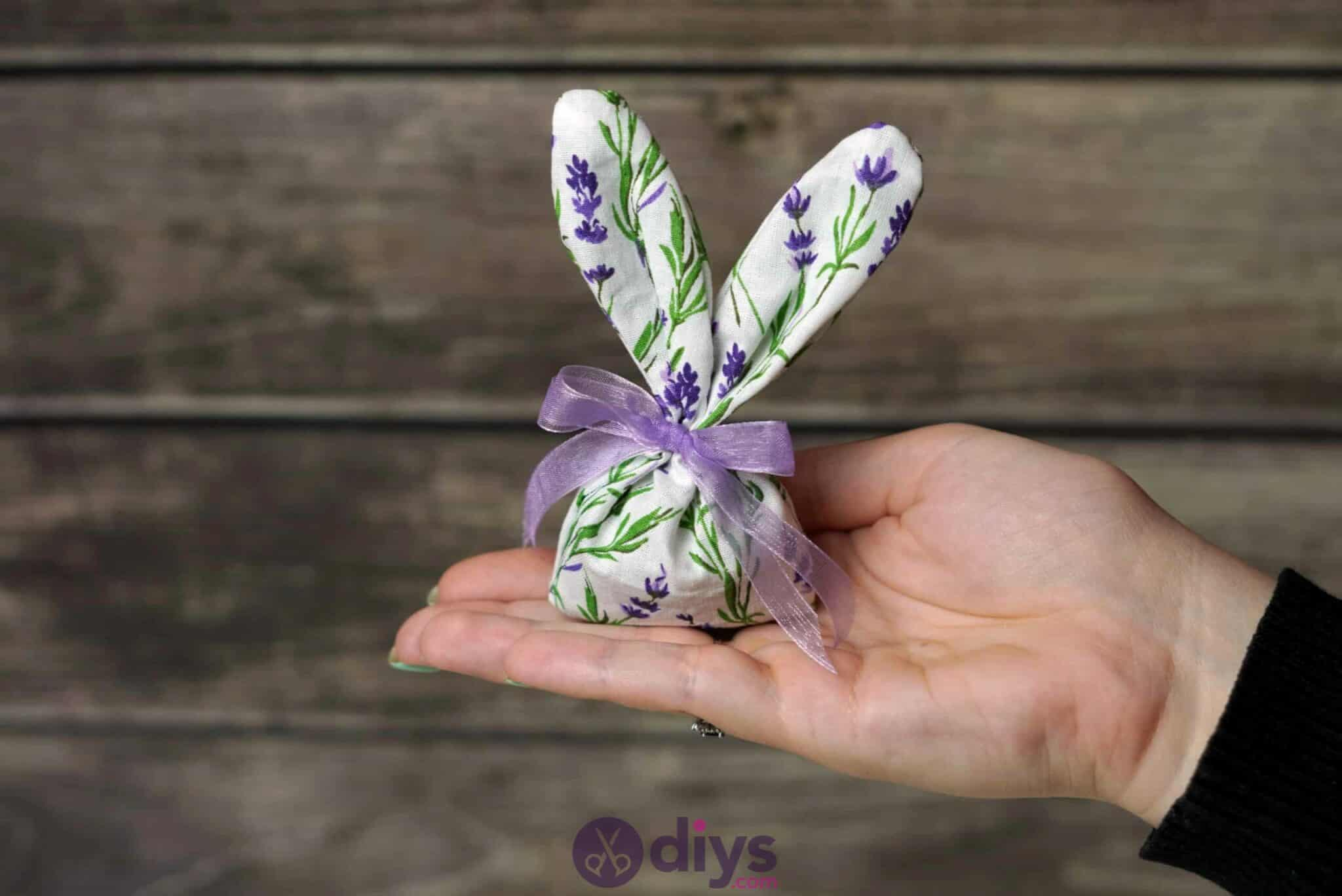 Bunny lavender bags simple