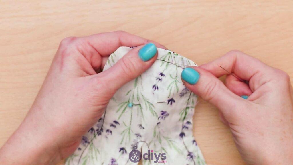 Bunny lavender bags step 5e
