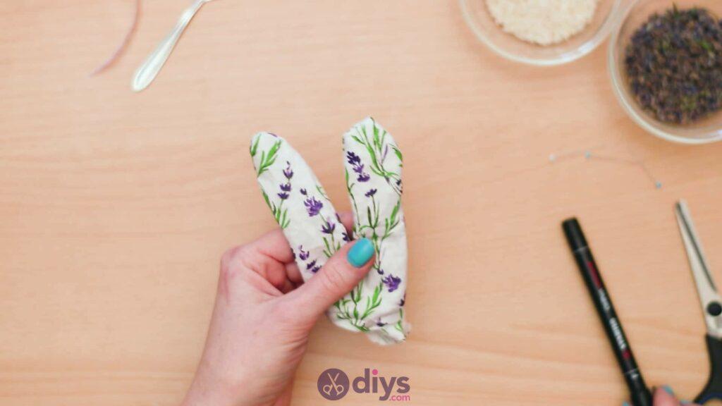Bunny lavender bags step 6b