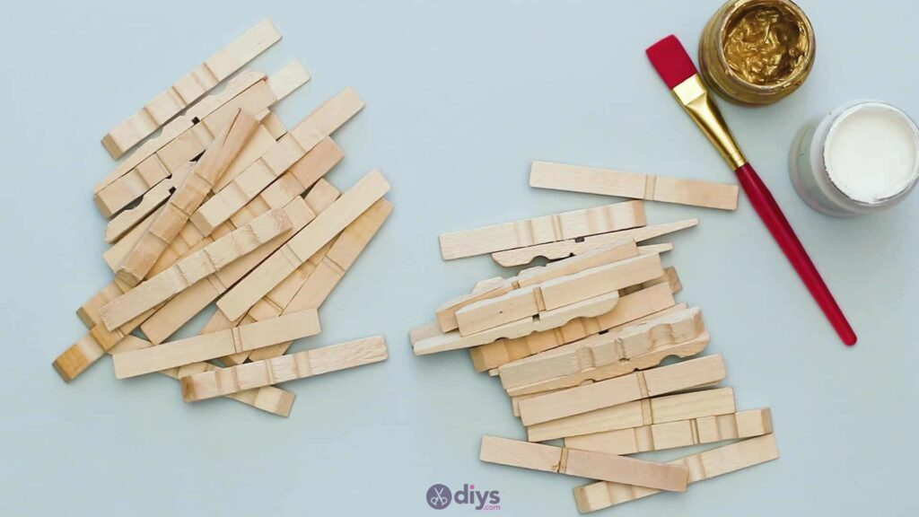 Diy clothespin art step 1f
