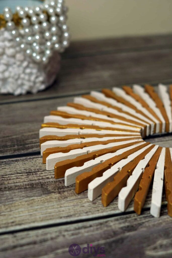 Diy clothespin art step 5p