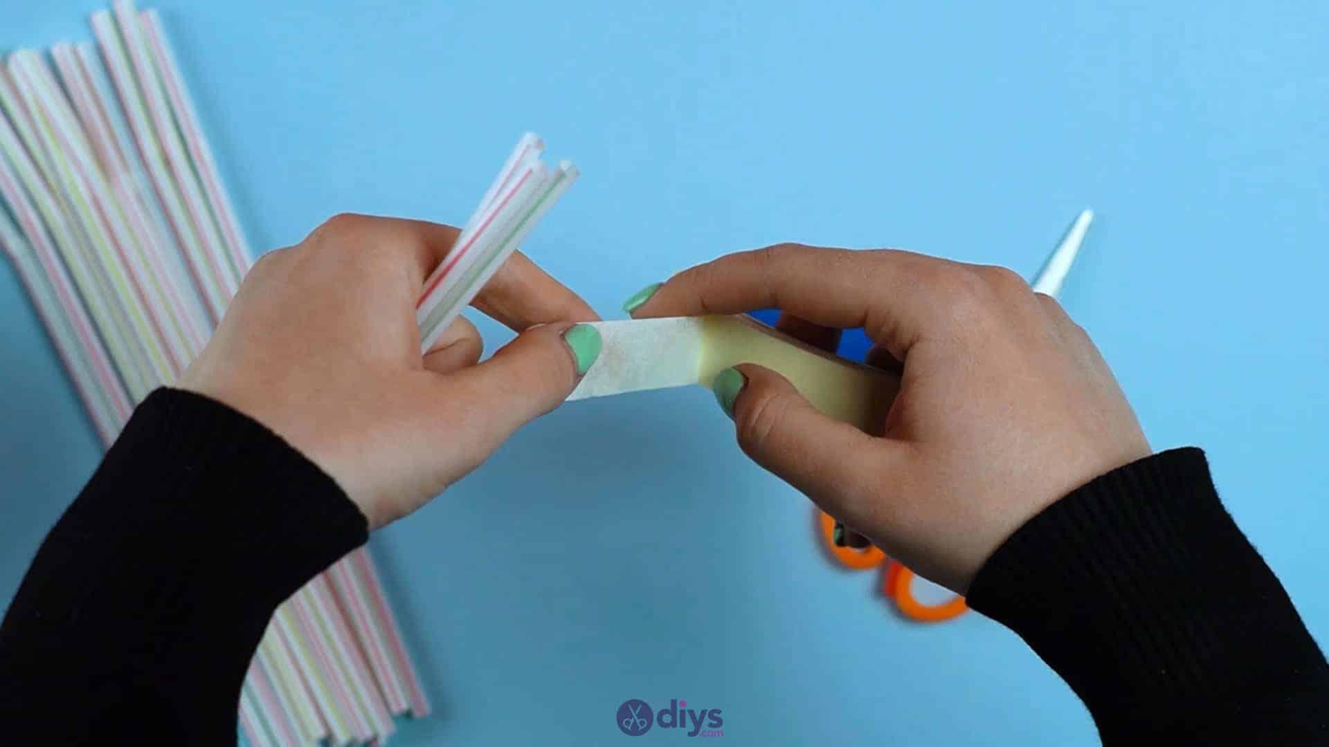 Diy concrete pencil holder step 2b