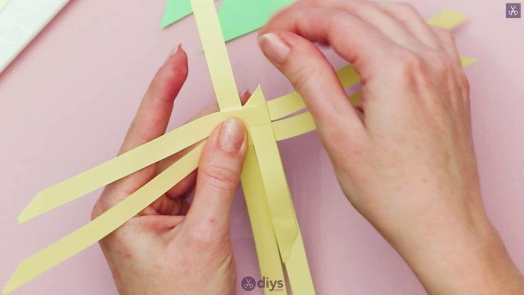 Diy origami flower art step 5b