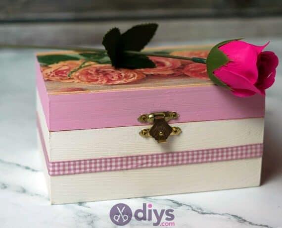 Beautiful Diy Jewelry Boxes