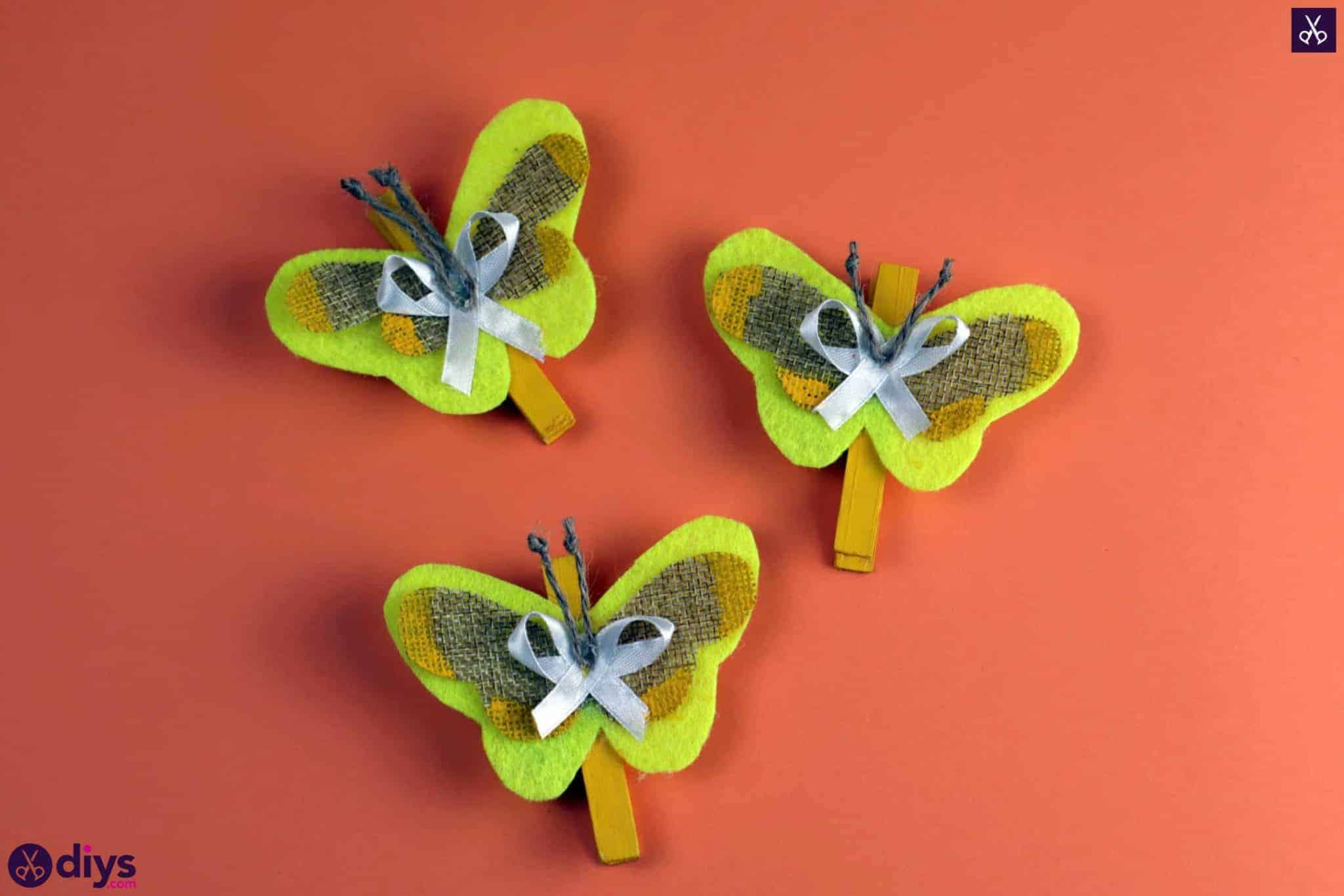 How to craft a butterfly from a clothespin simple colorful project 2048x1366