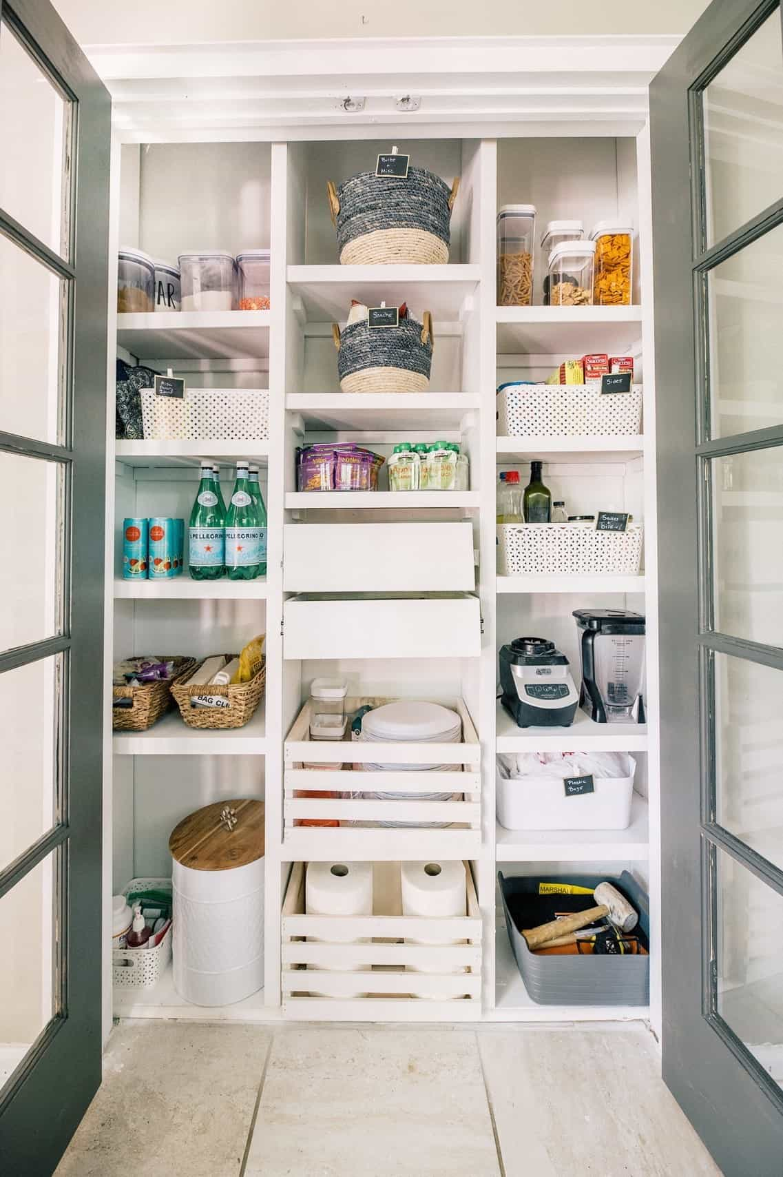 The ultimate custom pantry