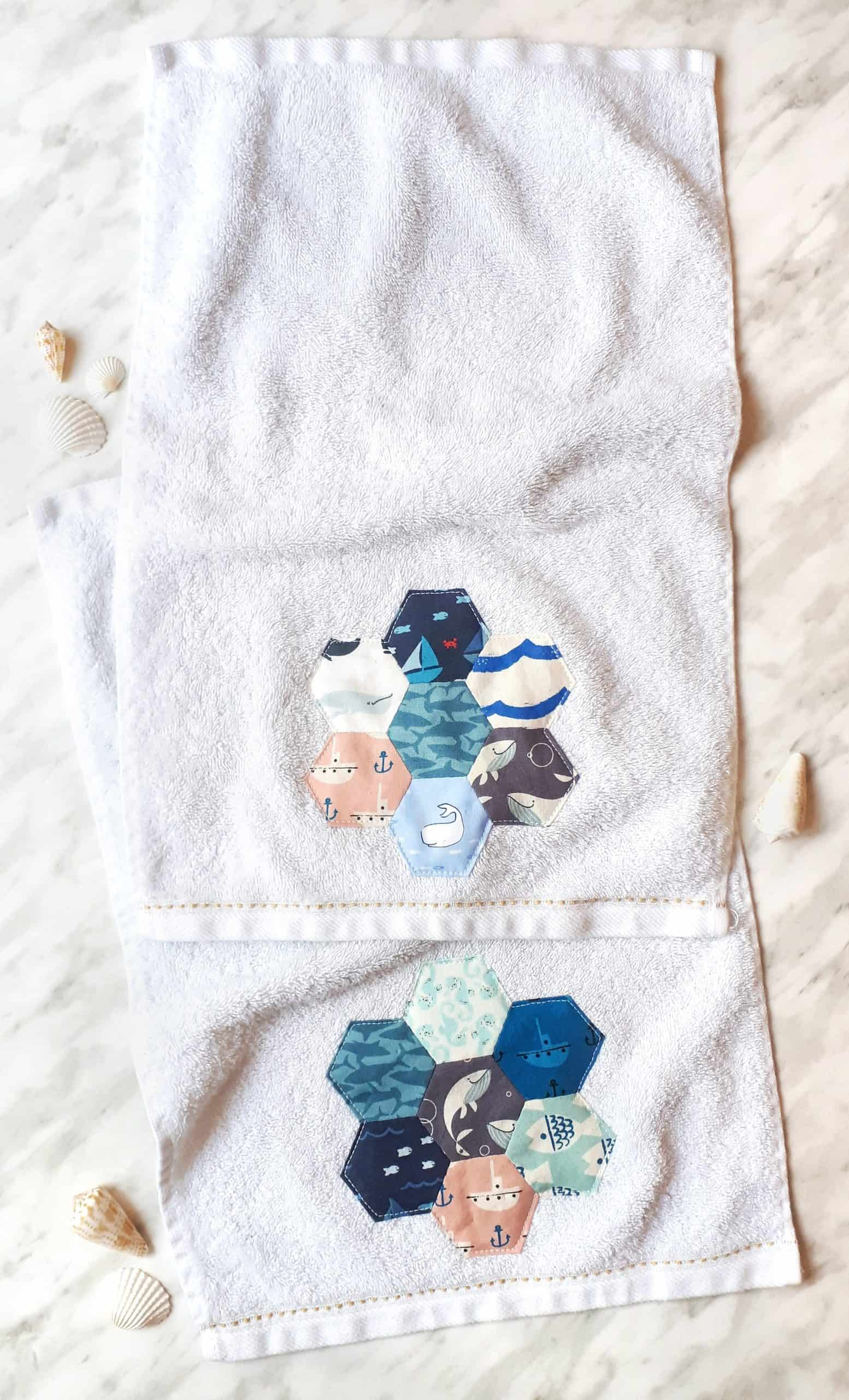 Handtowels diy