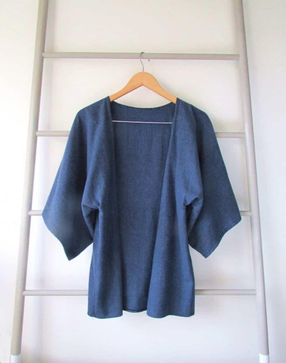 Kimono diy sewing hack