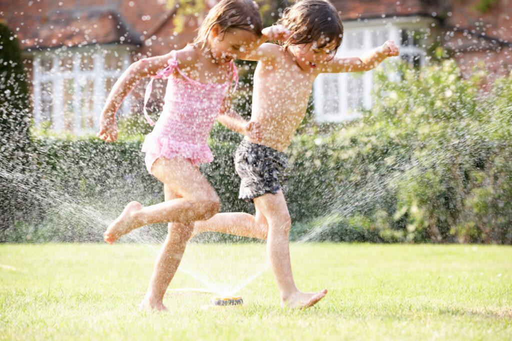 Best Sprinklers for Kids