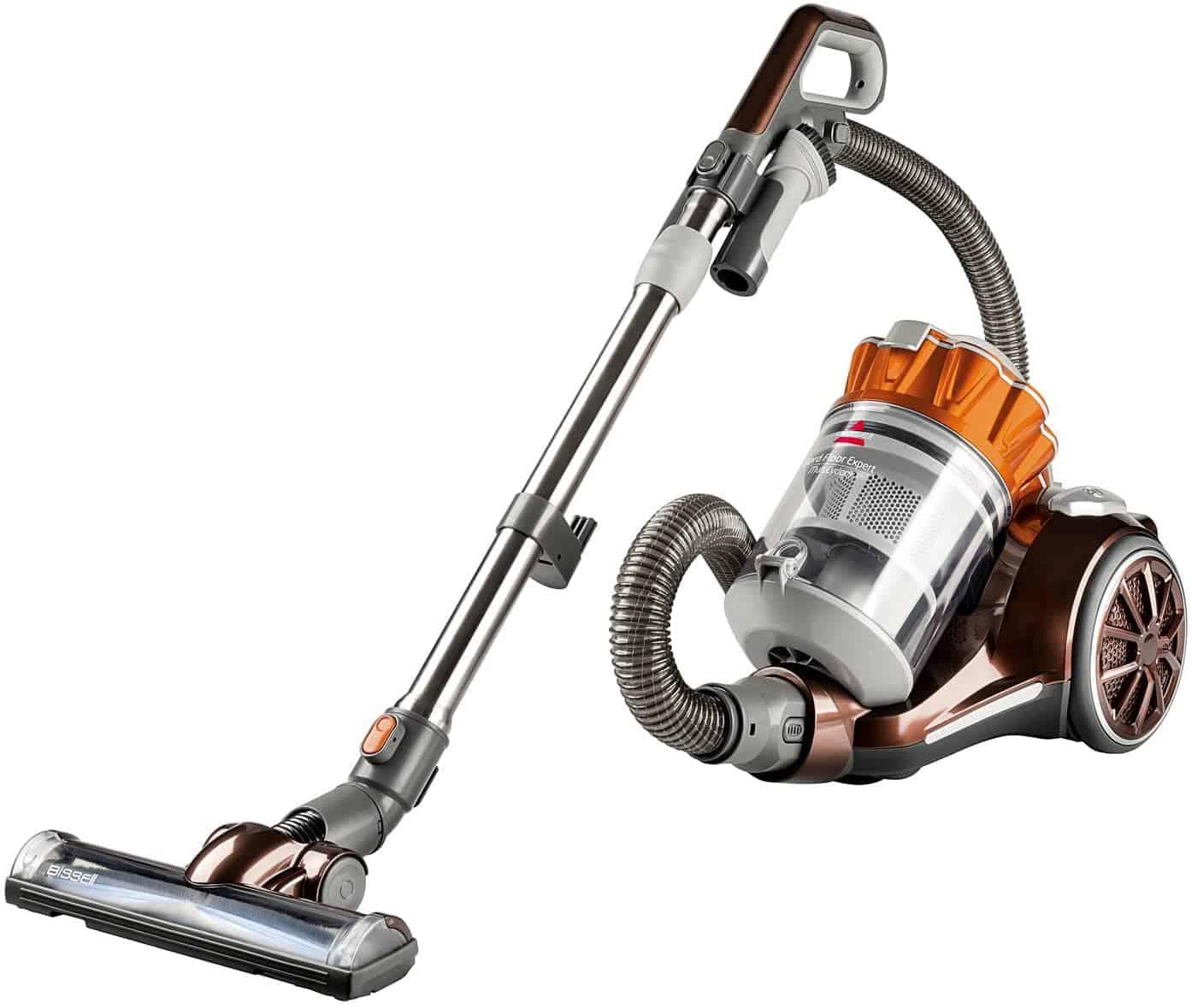Bissell hard floor expert multi cyclonic vacuum