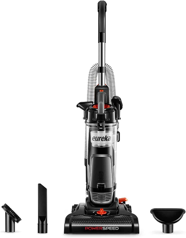 Eureka lightweight powerful upright vacuum