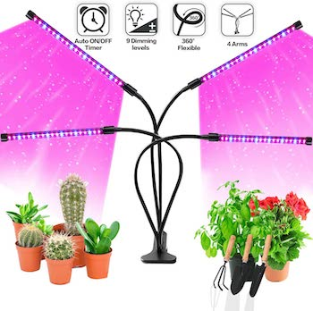 Jueyingbaili 80w full spectrum plant lights