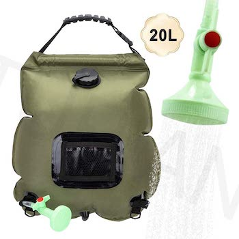 Shengeng camping shower bag