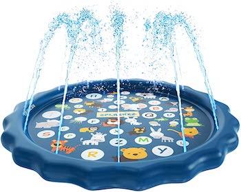 Splashez 3 in 1 sprinkler for kids