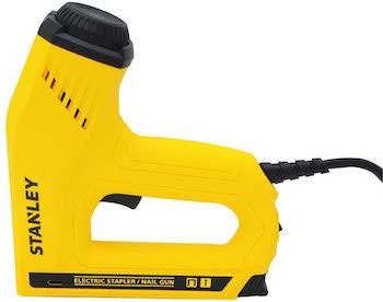 Stanley tre550z electric staple:brad nail gun
