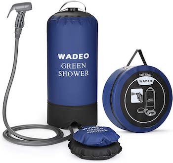 10 Best Camping Showers – Reviews and Buying Guide