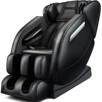 Zero gravity full body massage recliner