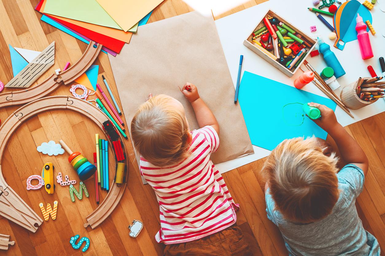 Toddler Craft Kits