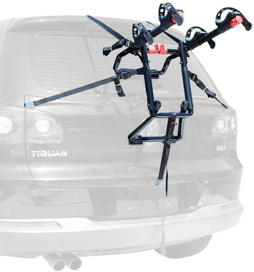 Allen sports premier 2 bike trunk rack