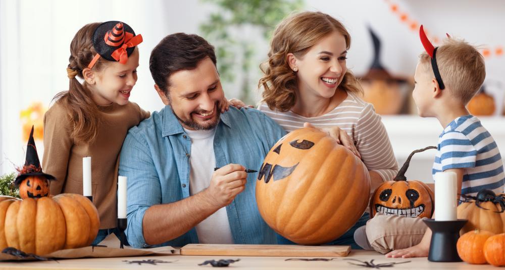 Best halloween pumpkin painting ideas