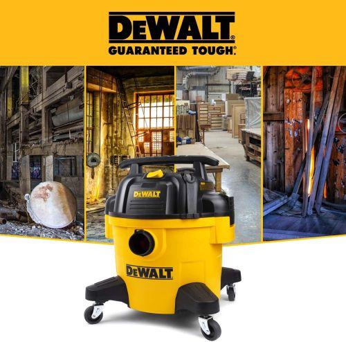 Dewalt dxv069p 6 gallon poly wetdry vac