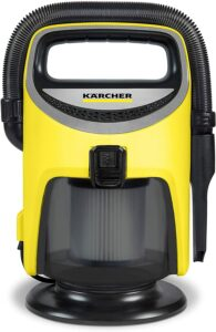 Karcher tv indoor wet:dry vacuum