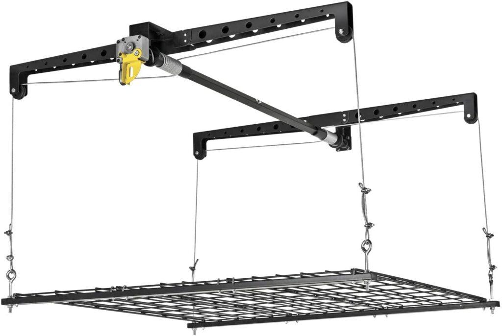 Racor phl r ceiling storage rack / garage storage lifts