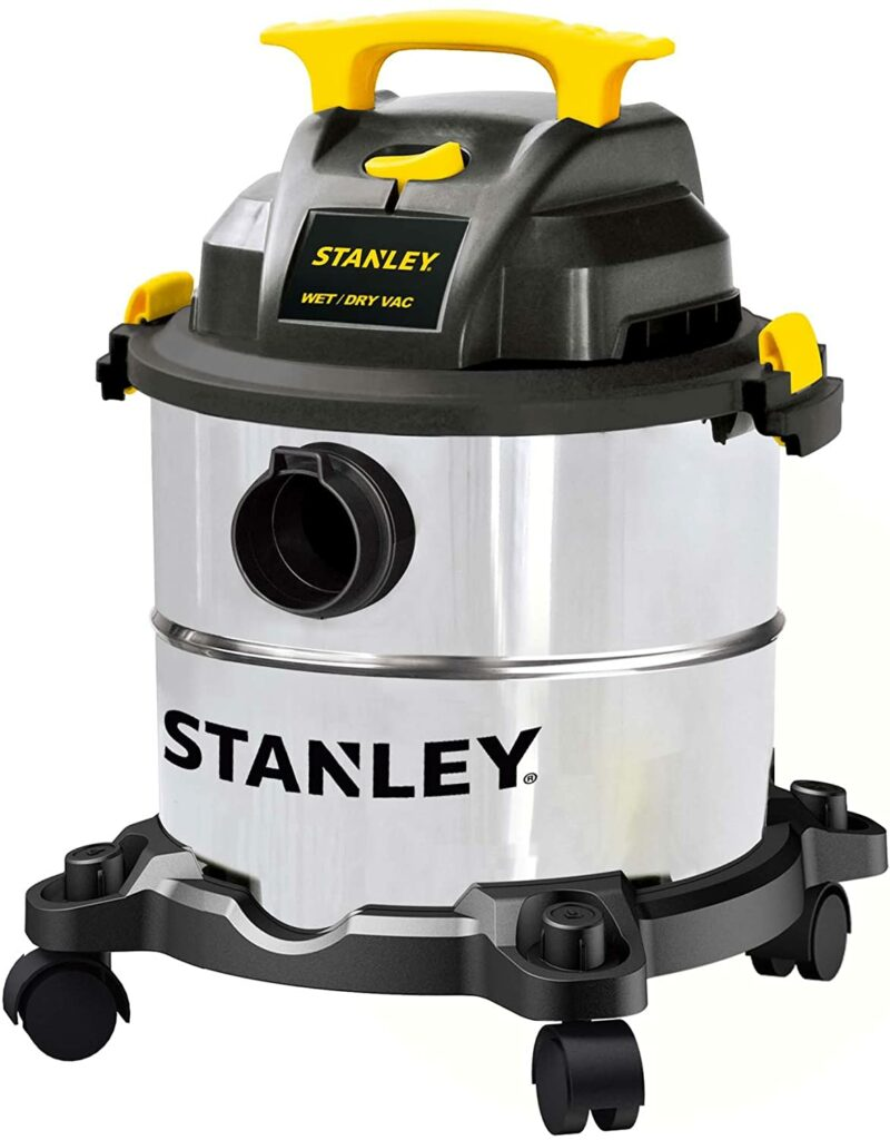 Stanley 5 gallon wet dry vacuum