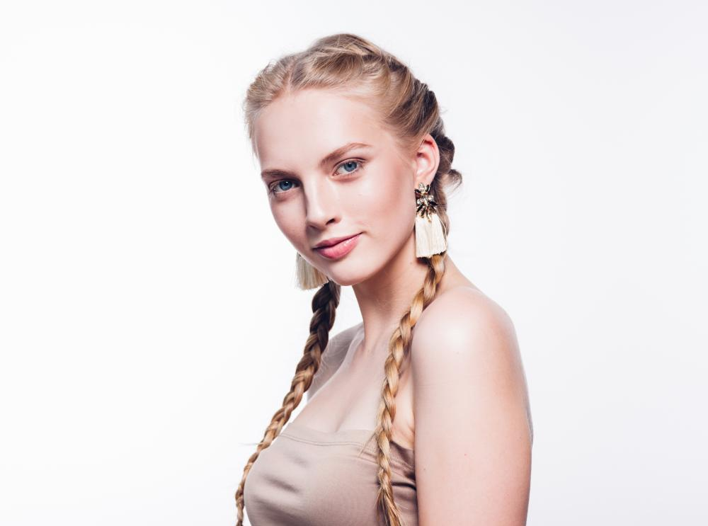 Pigtail braids