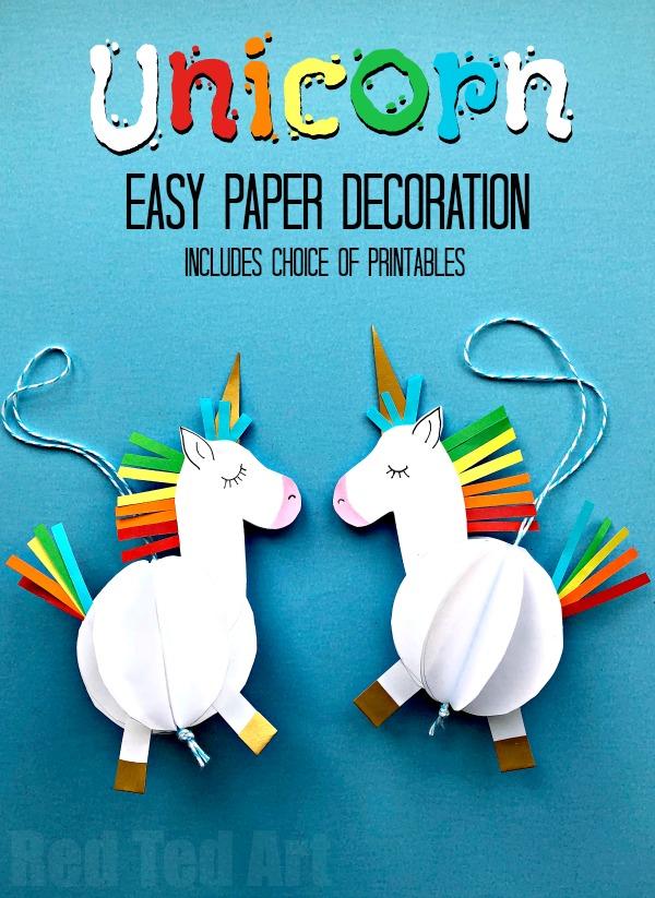 Unicorn paper